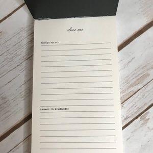 kate spade Office - Kate Spade Notepad Set